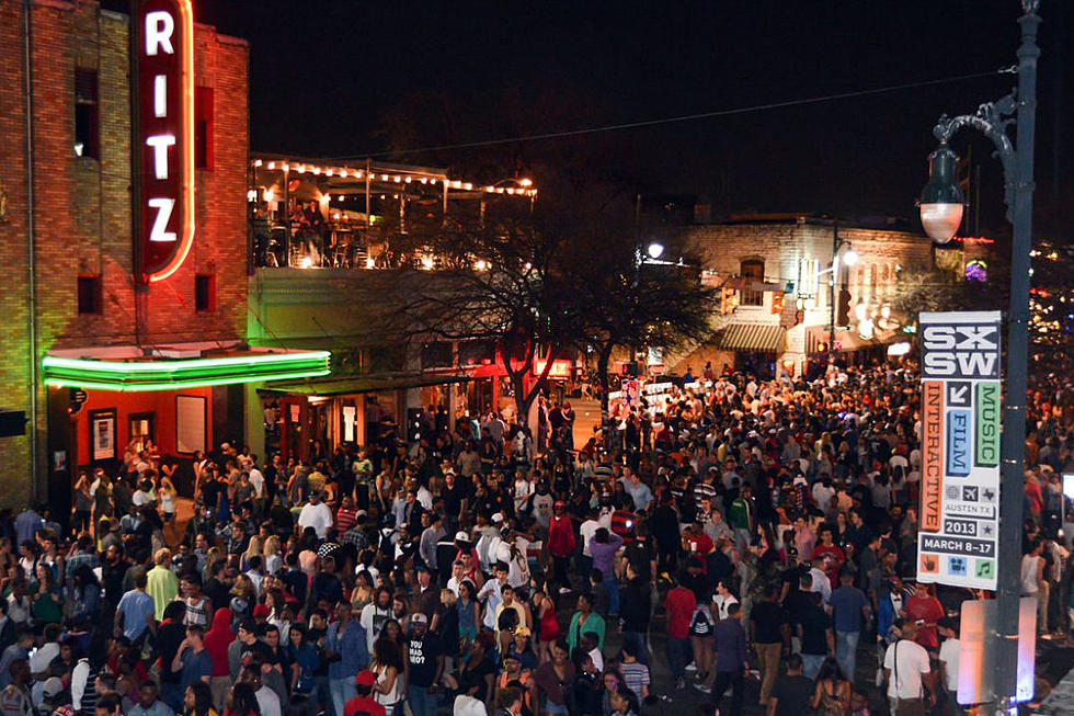 During Gunshots In Austin Downtown Fired Sxsw