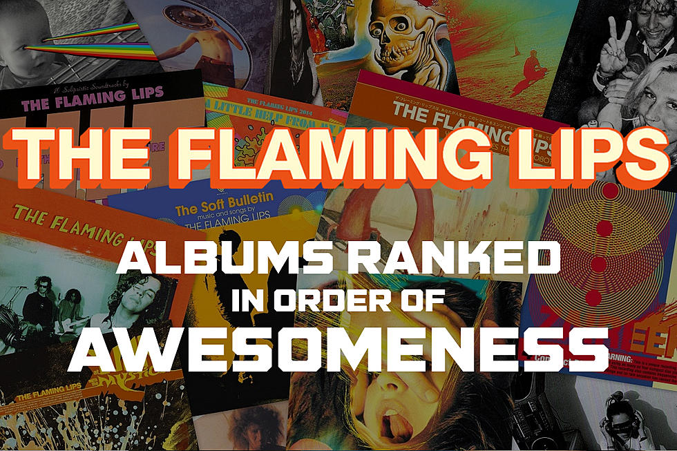 The Flaming Lips Albums Ranked in Order of Awesomeness