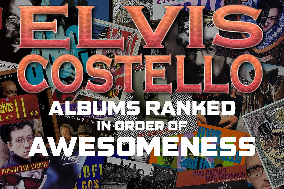 elvis costello discography in order