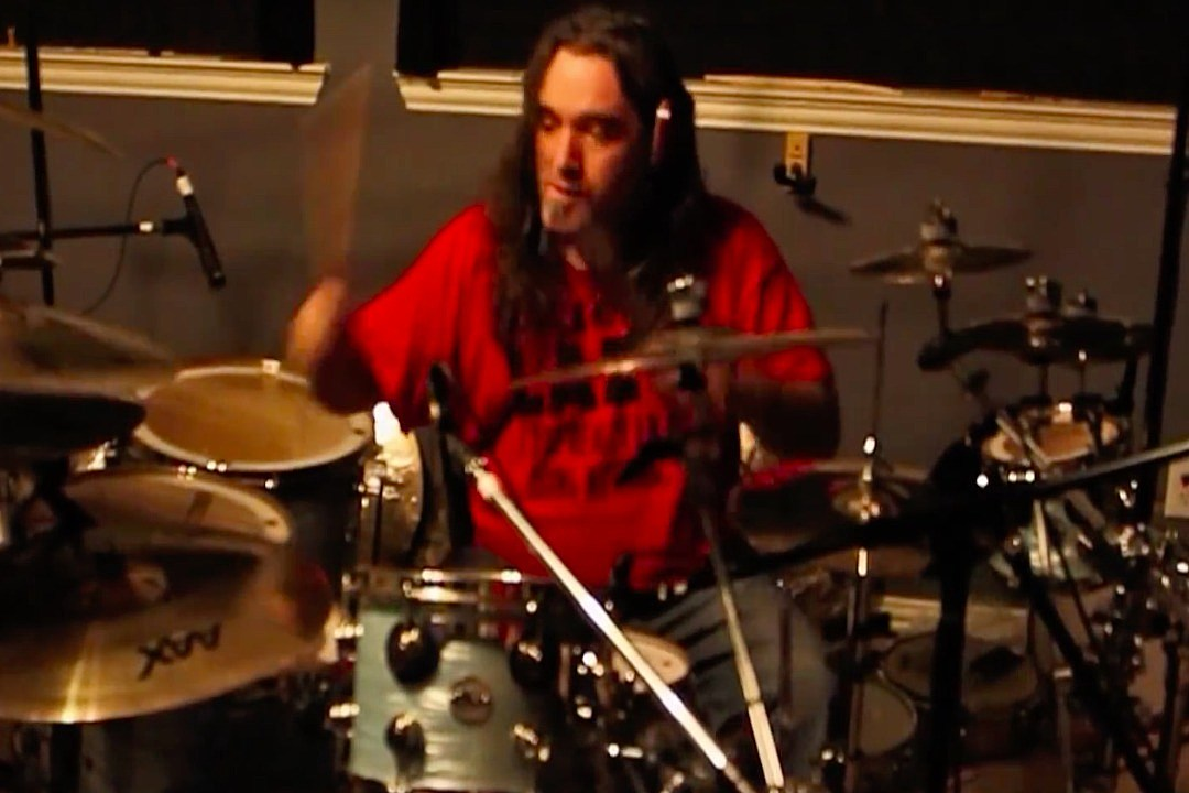 Ex-Pearl Jam Drummer Dave Abbruzzese Explains Issues with Former ...