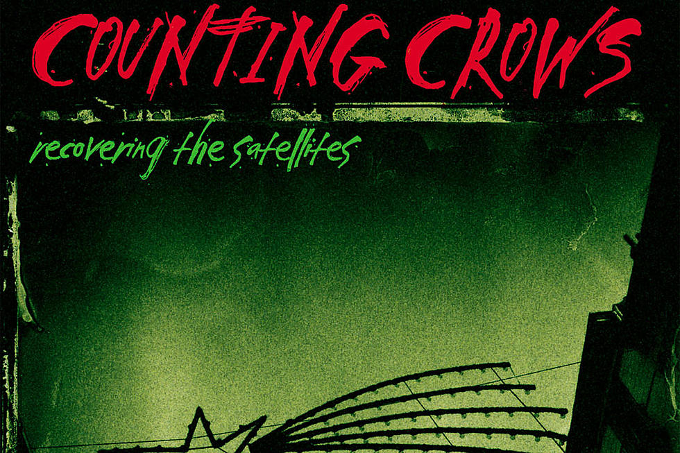 20 Years Ago: Counting Crows Take a Strong Step Forward With