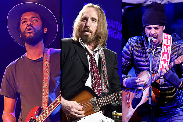tom petty gary clark jr and michael franti to play mountain jam 2017. Black Bedroom Furniture Sets. Home Design Ideas