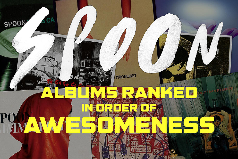 Spoon Albums Ranked in Order of Awesomeness