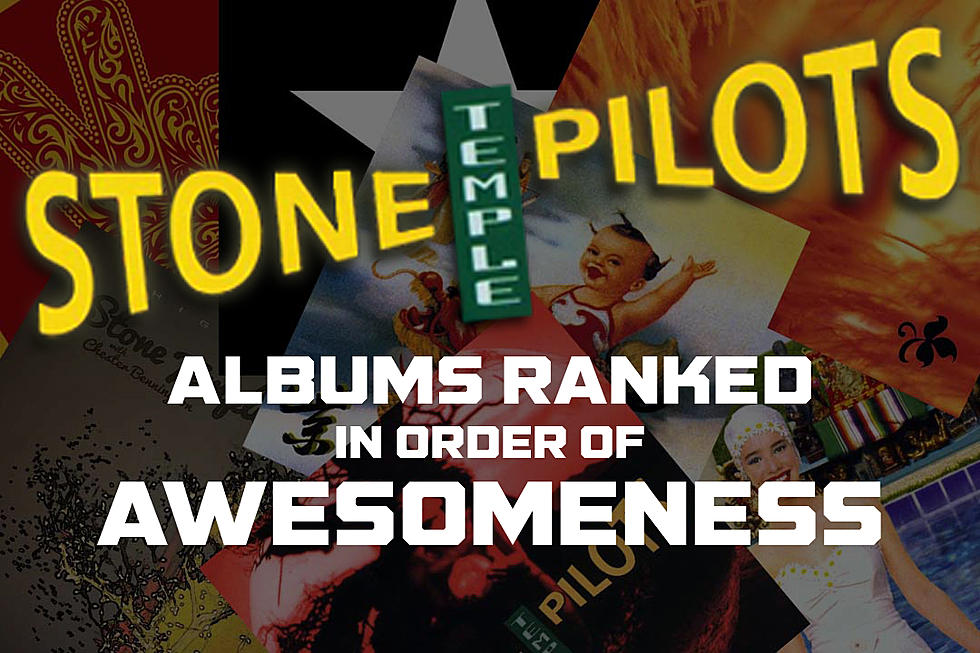 Stone Temple Pilots Albums Ranked In Order Of Awesomeness