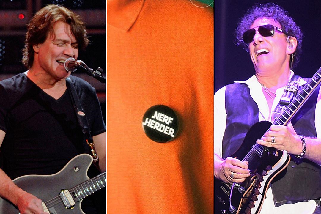 20 Years Ago Nerf Herder Worships Van Halen Gets Too Close To