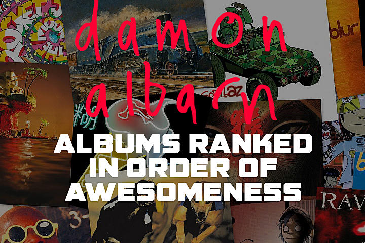 Damon Albarn Albums Ranked in Order of Awesomeness