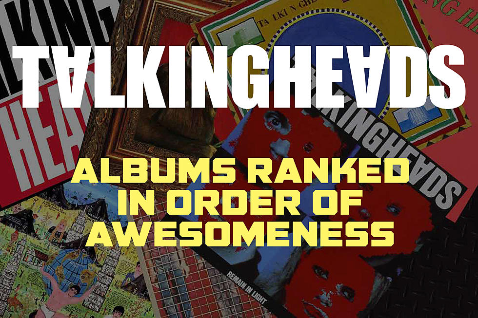 Talking Heads Albums Ranked in Order of Awesomeness