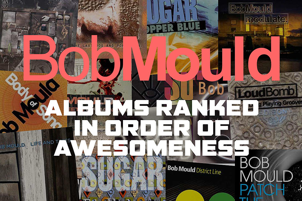 Bob Mould Albums Ranked In Order of Awesomeness