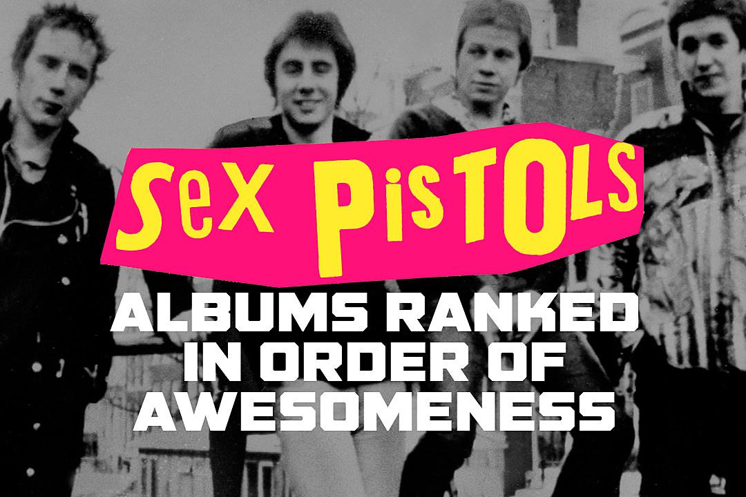 albums sex pistols