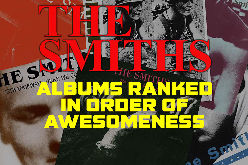 The Smiths Albums Ranked in Order of Awesomeness
