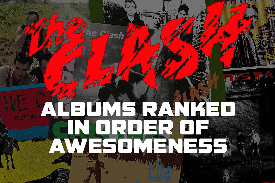 35 Years Ago: The Clash's 'Combat Rock' Cover Photo Shoot Predicts