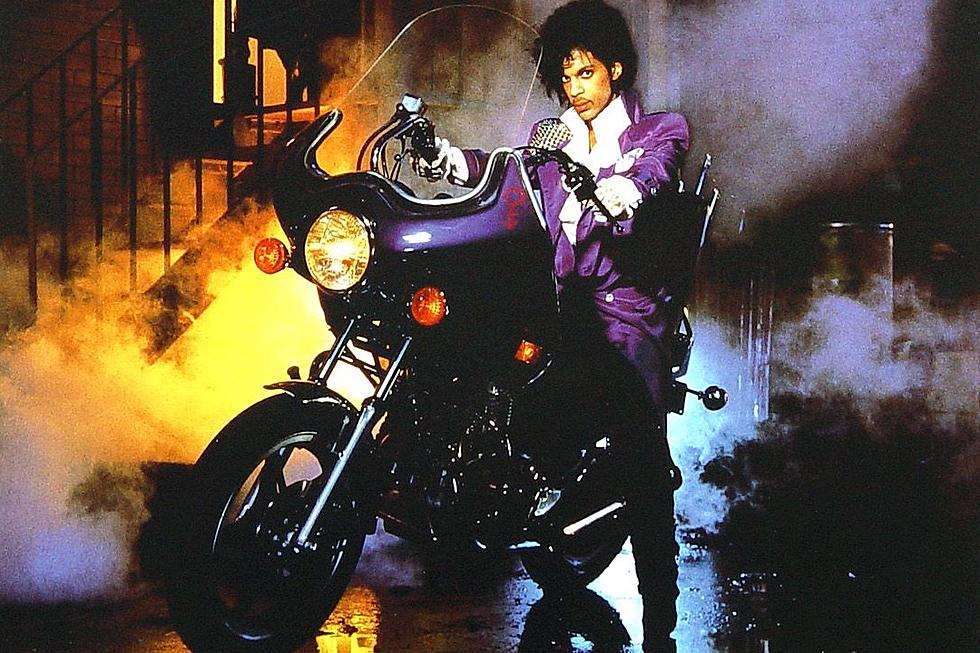 Prince's Expanded 'Purple Rain' Tracklist Reportedly Revealed