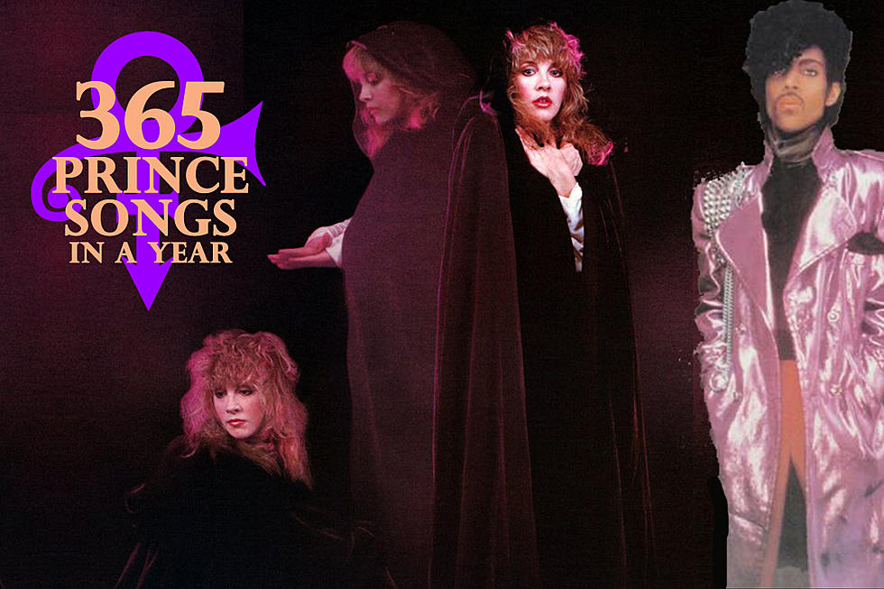 Stevie Nicks 'Stands Back' While Prince Works His Magic: 365