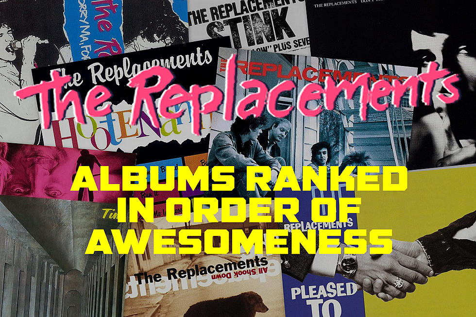 The Replacements Albums Ranked in Order of Awesomeness