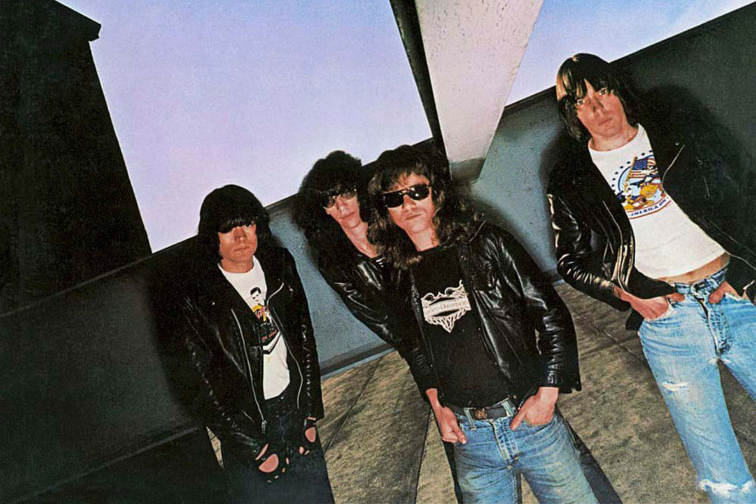 Casting Call: Who Should Play the Ramones in a Movie?
