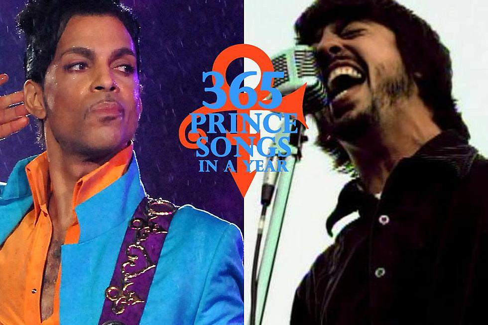 Prince Denies, Then Surprises, Then Ghosts The Foo Fighters