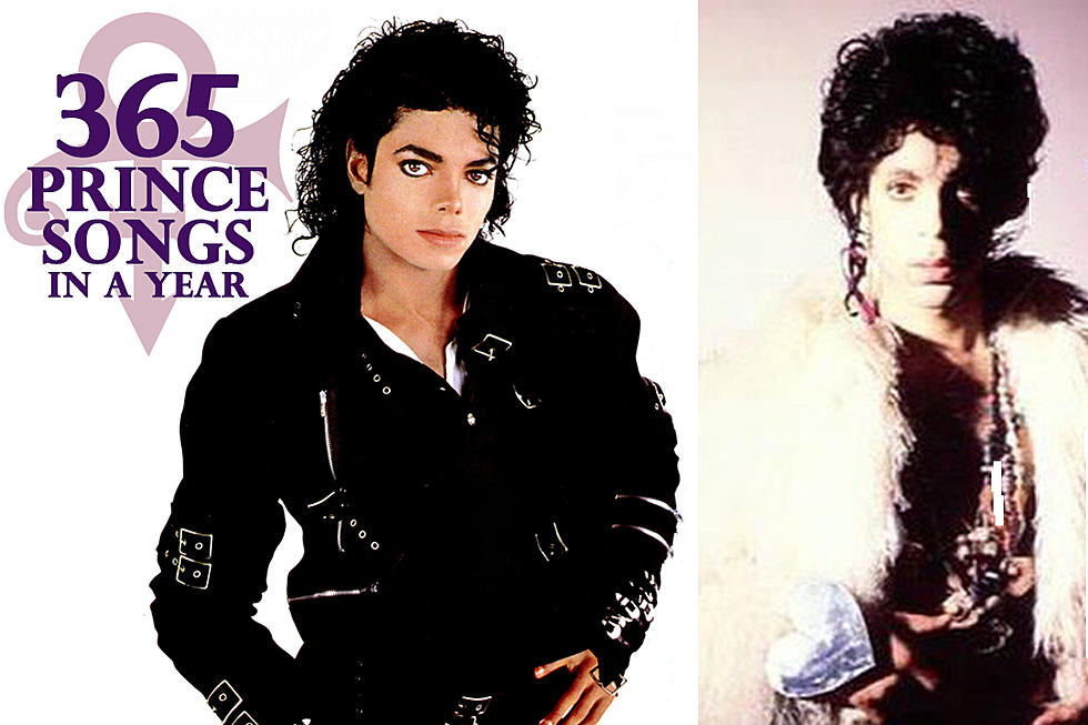 The Prince and Michael Jackson Collaboration That Never