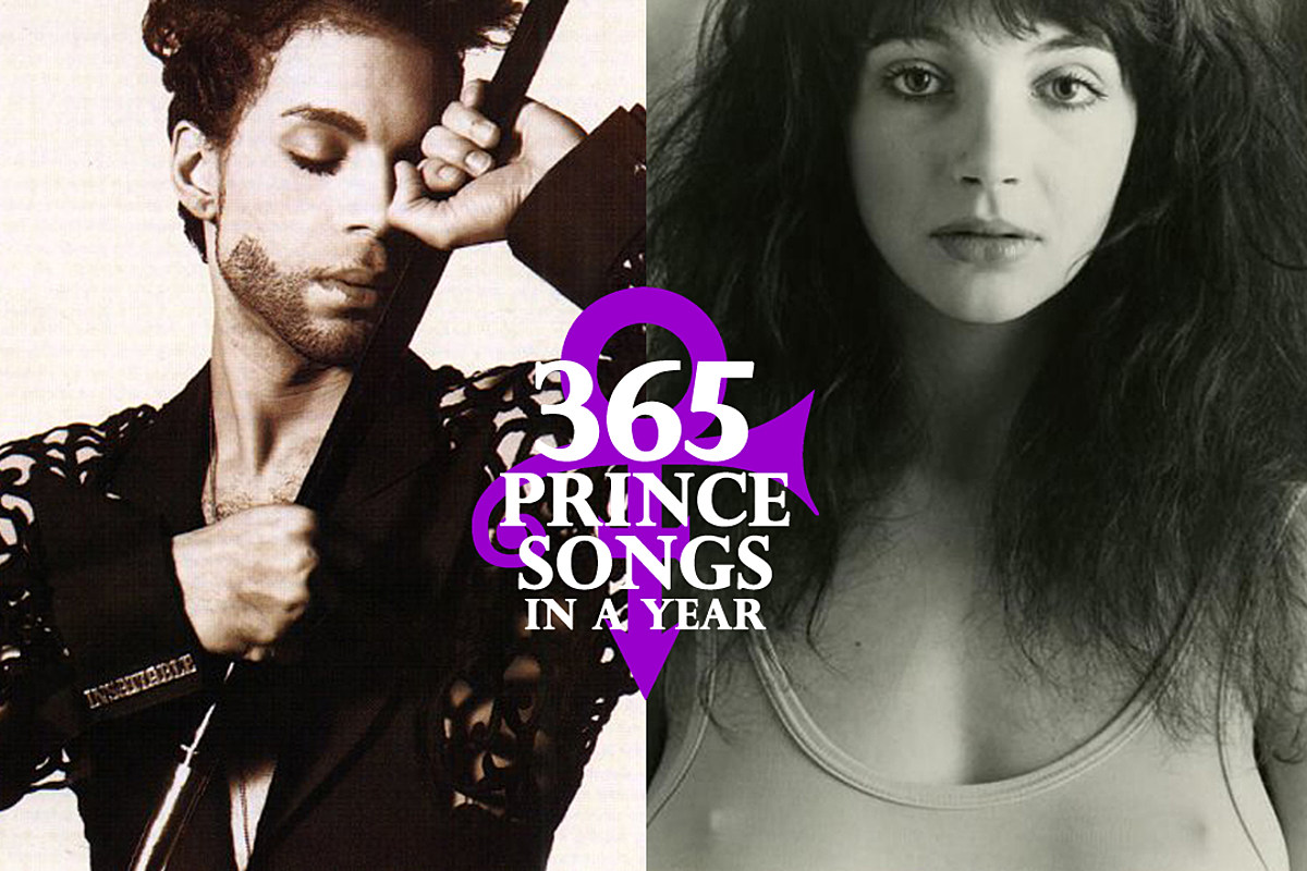 How Prince and Kate Bush Found Middle Ground on Why