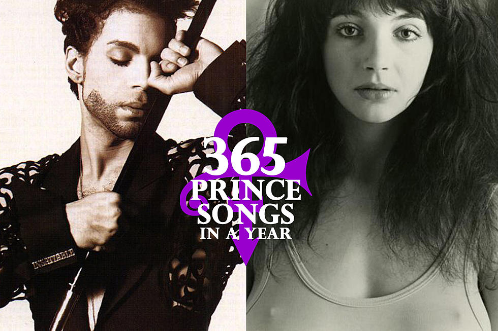 How Prince and Kate Bush Found Middle Ground on 'Why Should
