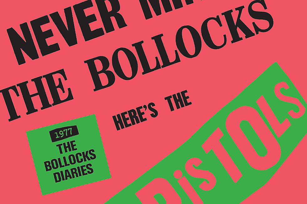 Sex Pistols Announce '1977: The Bollocks Diaries' Book