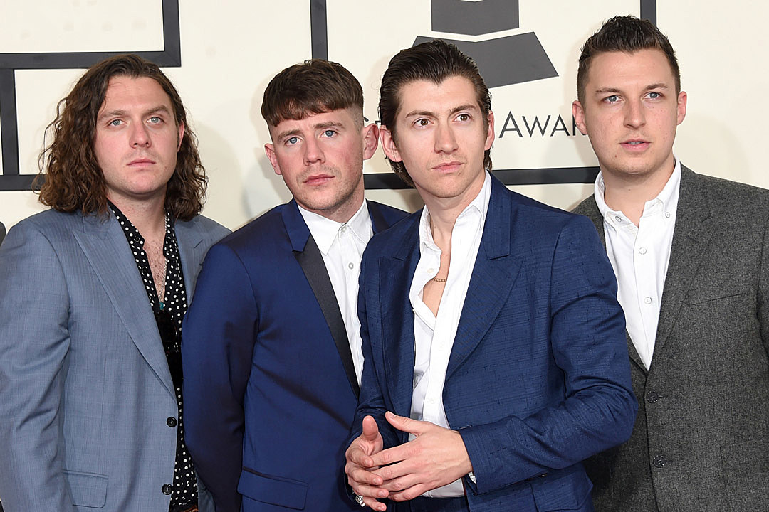17 Facts You Probably Didn't Know About the Arctic Monkeys