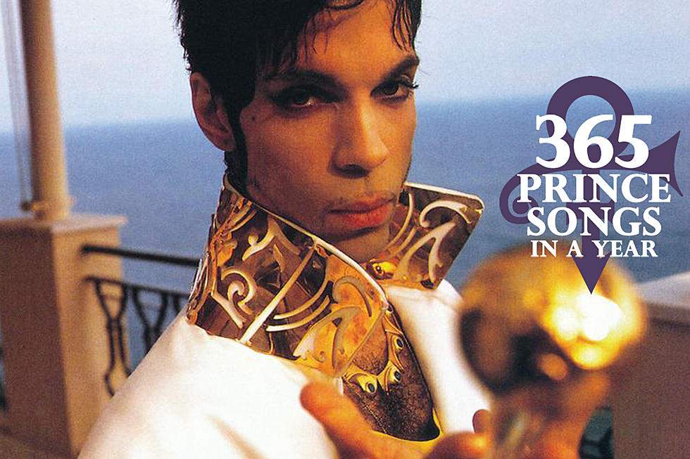Prince Hands 'Shhh' to Tevin Campbell, Then Takes It Back