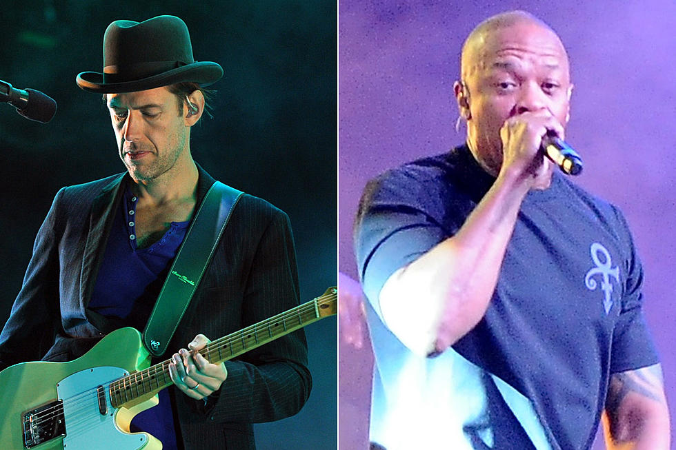 Ed O'Brien Thinks Dr. Dre Should Be in the Hall of Fame