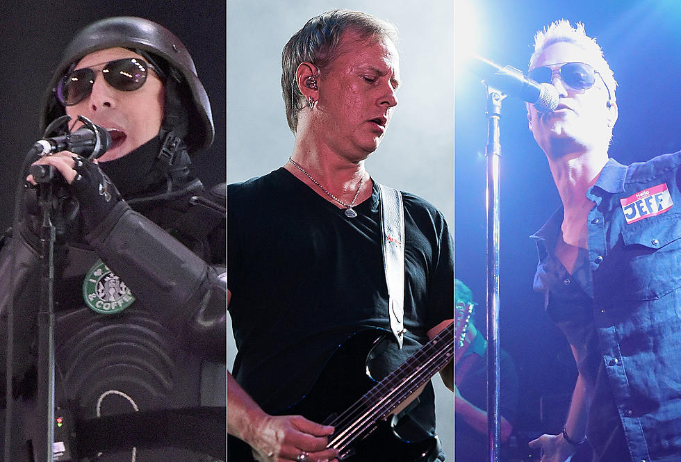 Alice in Chains, Tool and STP to Play 2018 Rock on the Range