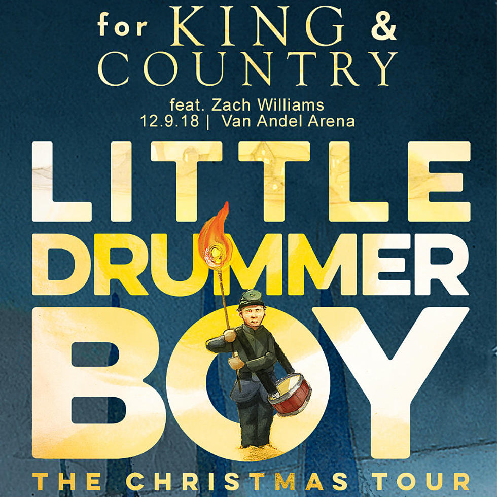 For King And Country Christmas.For King Country Coming To Grand Rapids With Their