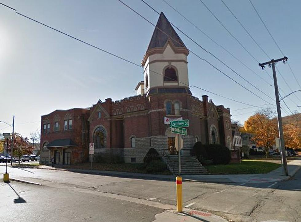 Oneonta's First Baptist Church Is Closing