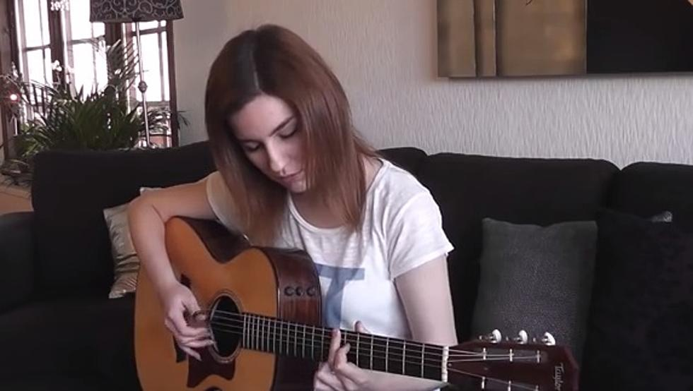 Watch This 18 Year Old Bang Out A Gorgeous Acoustic Version Of Hotel California