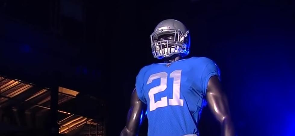 90c7a2bb Detroit Lions To Try To Conjure Up Past Glory With New Uniforms [Video]