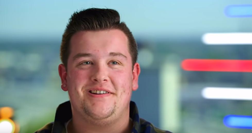 Michigan Man Wows 'American Idol' Judges [Video]