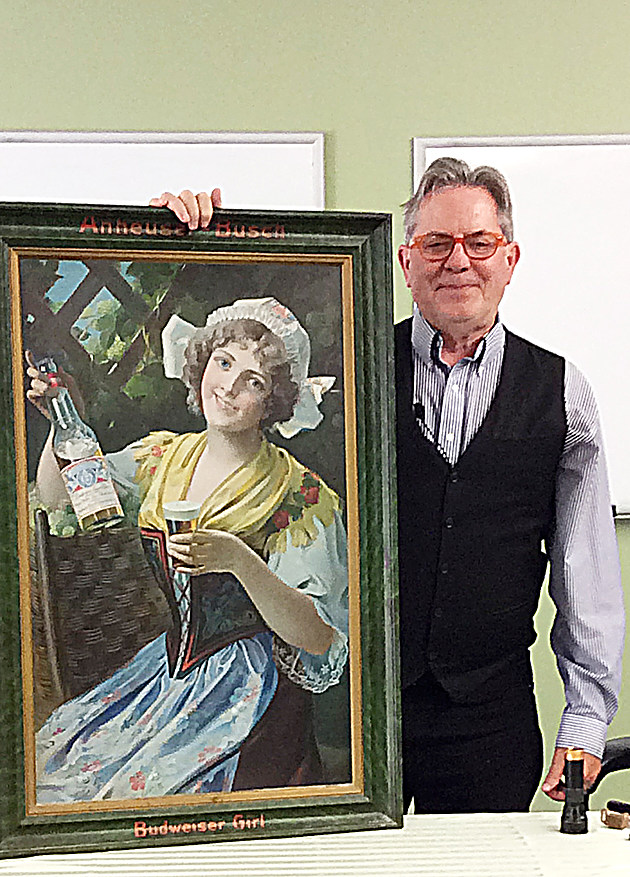 Mark F  Moran to Return to Quincy To Do Antique Appraisals