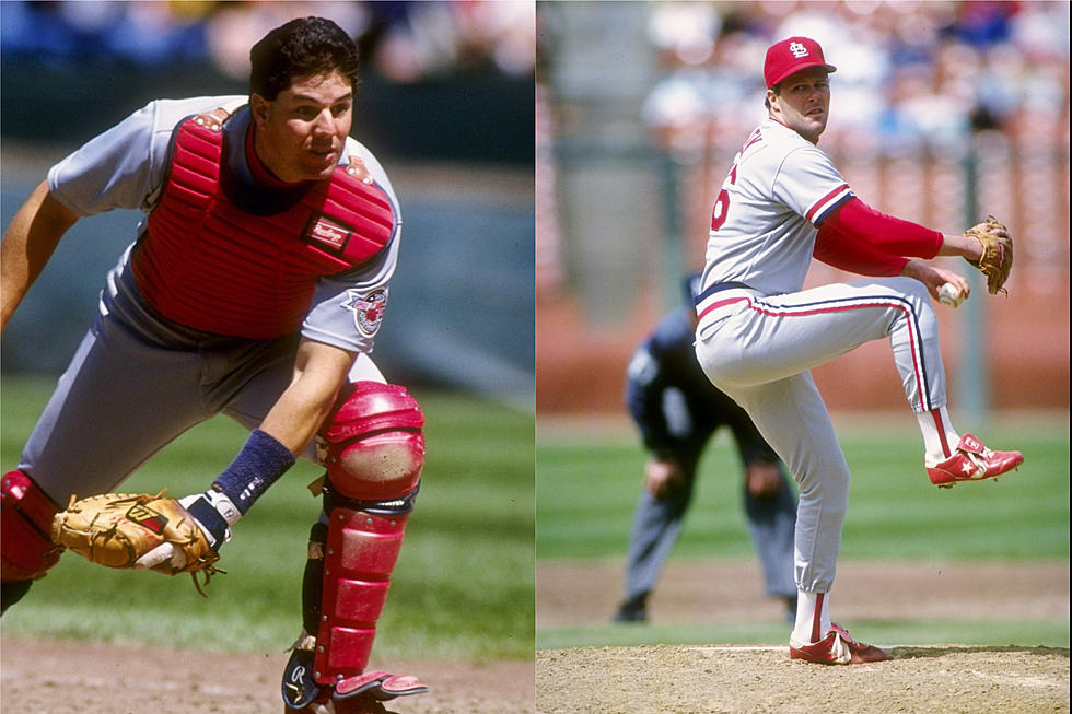 Former Cardinals Tom Pagnozzi Ken Dayley Are Coming To Quincy