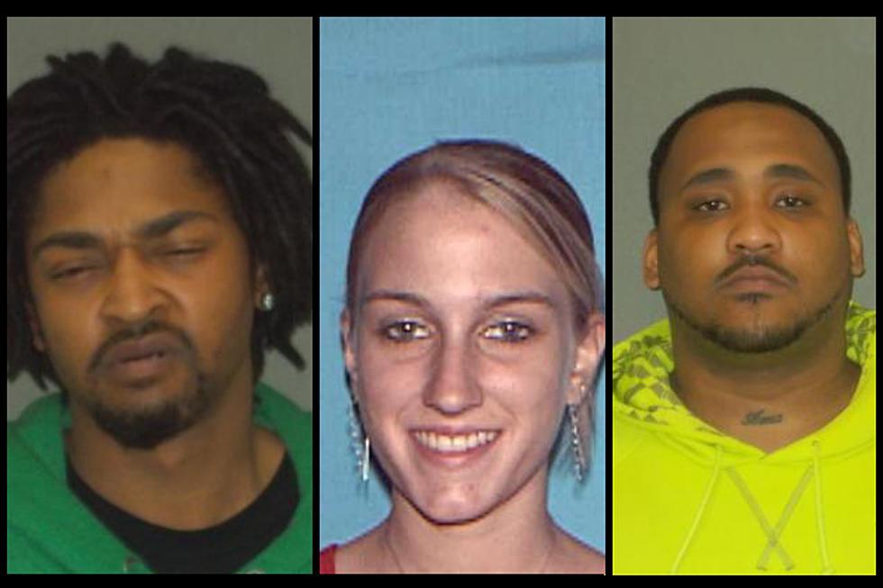Hickman county arrests