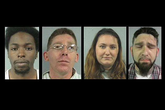 Drug Arrests - 1070 KHMO-AM