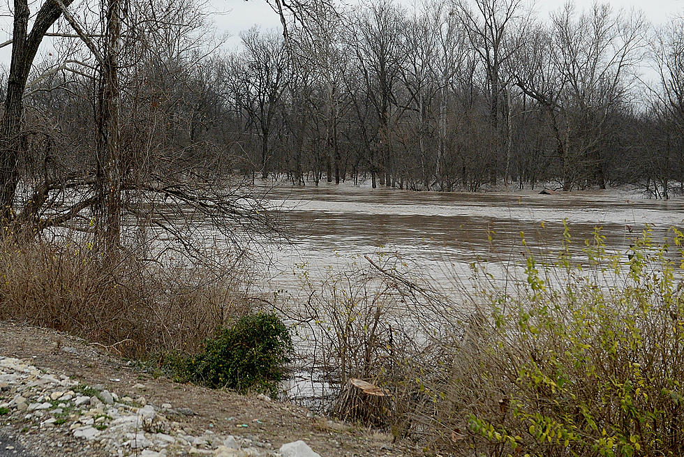 Near Record Crest Predictions for Mississippi, Illinois Rivers