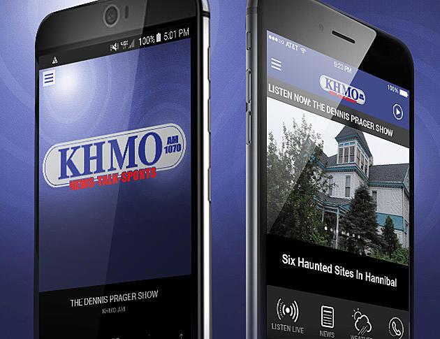 Introducing: The 1070 KHMO-AM Mobile App - 1070 KHMO-AM