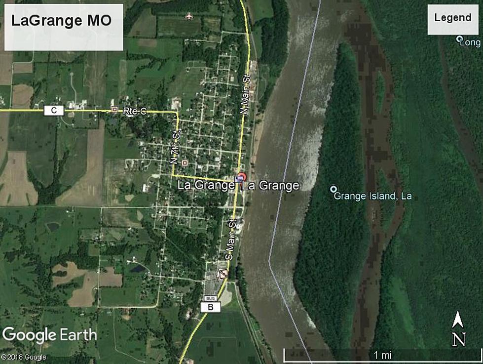 MODOT Reporting Road Closures at LaGrange