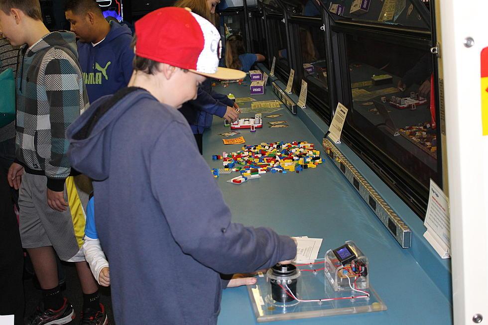 Lego Camp in Warrensburg Teaches Kids Physics