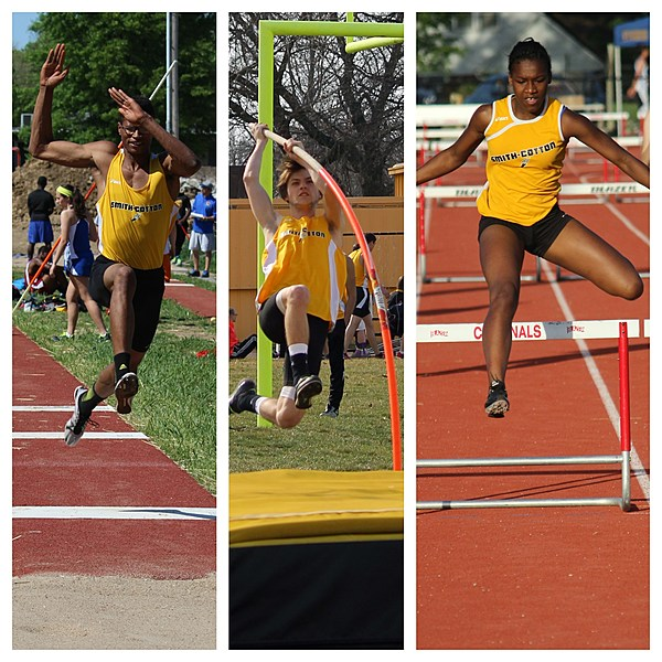 Track Winner: Smith-Cotton Track Results
