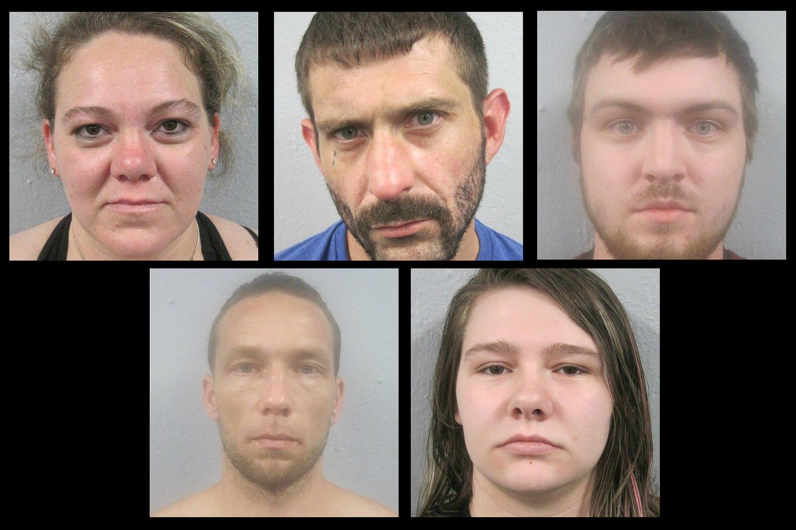 Sedalia Residents Among 37 Indicted for $1 Million Drug-Trafficking