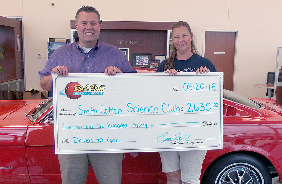 Rick Ball Ford >> Rick Ball Ford Supports S C Science Club
