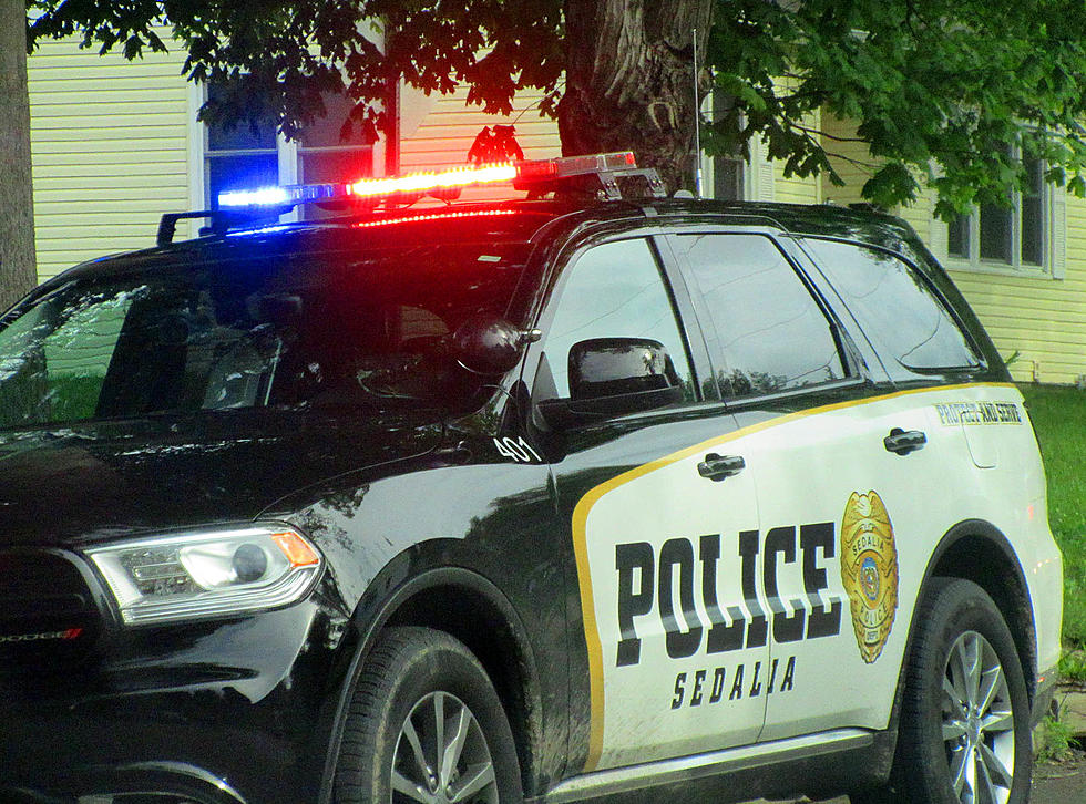 Sedalia Police Crime Reports for August 6, 2019