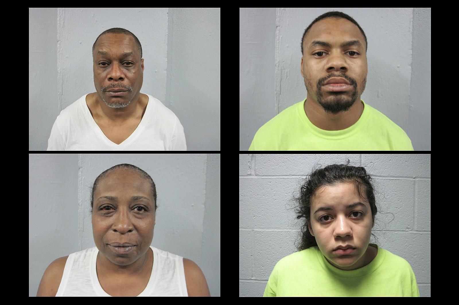 Four Arrested in Northeast Missouri Drug Raid