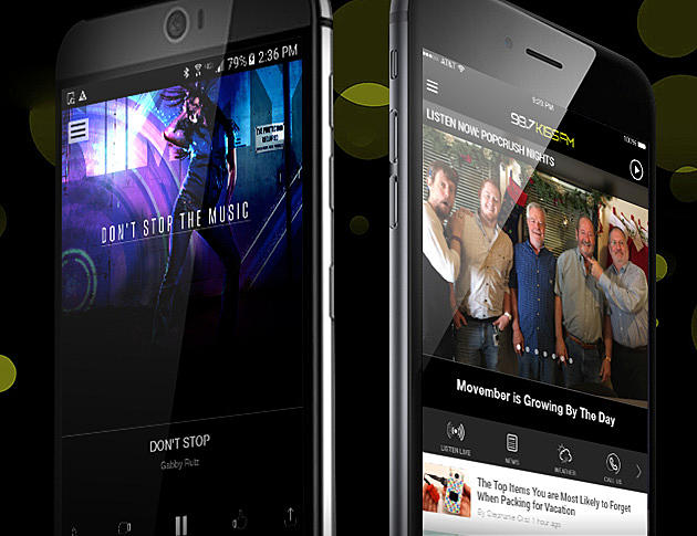 Introducing: The 98 7 KISS FM Mobile App! - 98 7 Kiss FM