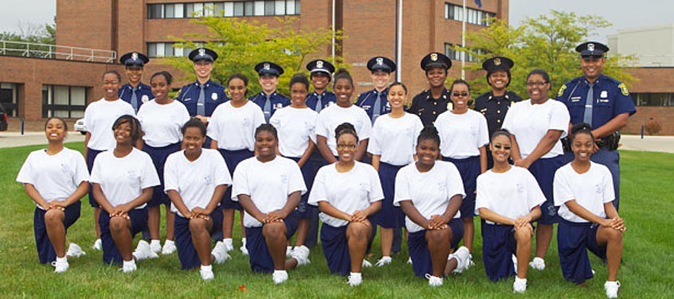 Flint Teens Graduate from Michigan State Police Youth