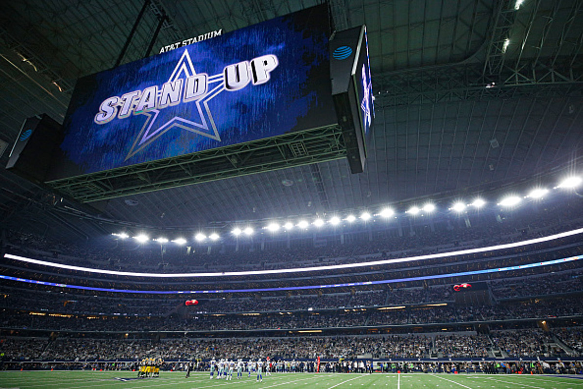 krod.com: Dallas Cowboys Stadium Video Shown to be Airport in Afghanistan is False