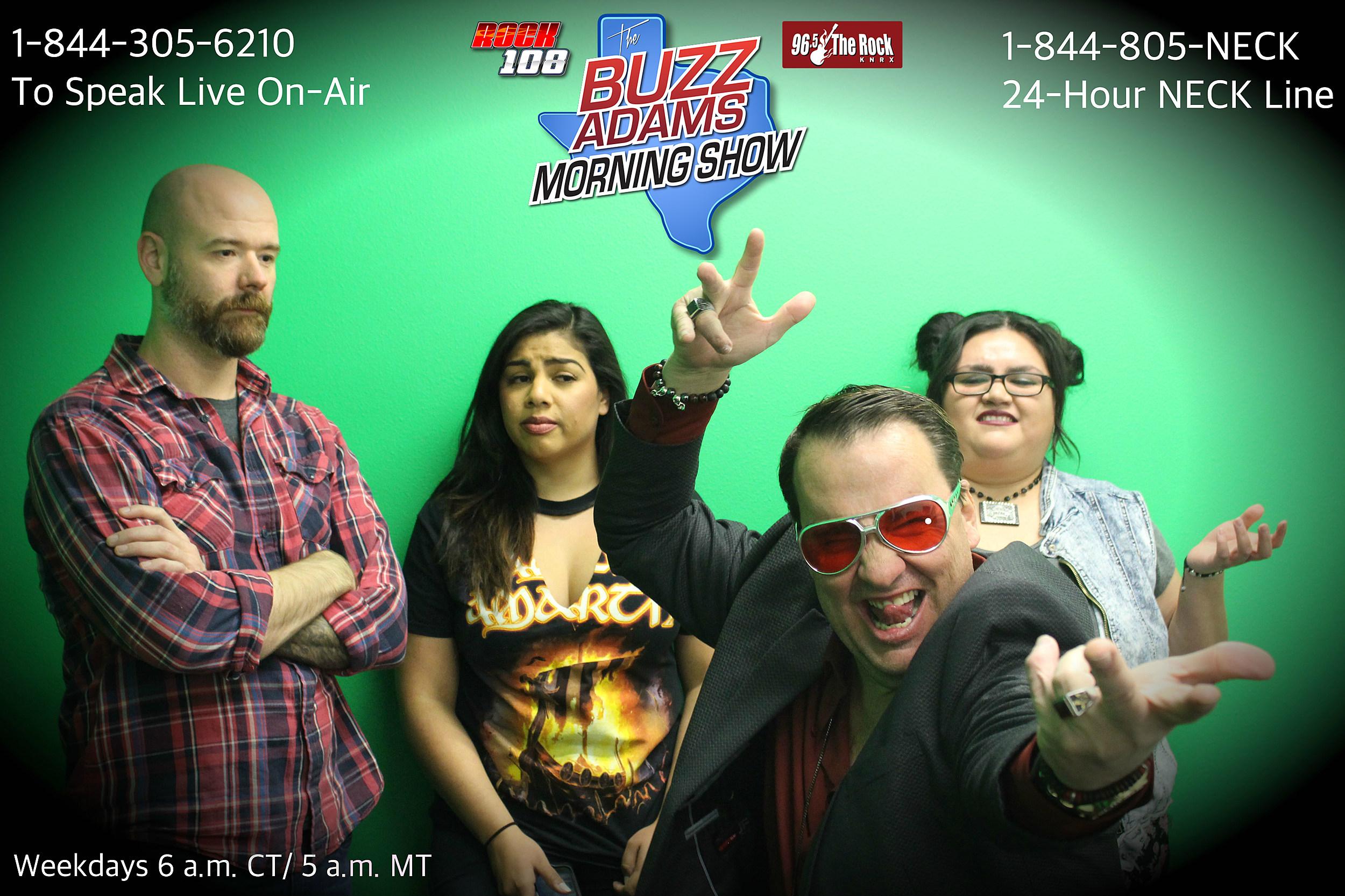 95 5 KLAQ – El Paso's Best Rock – El Paso Rock Radio